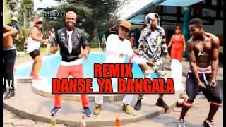 DJ SQUELETTE MAESTRO  DANSE YA BANGALA (REMIX)
