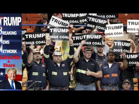 Fact checking Trump Coal mines open, prospects bleak