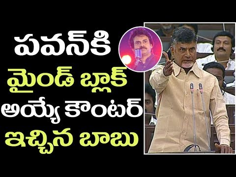 Xxx Mp4 Chandrababu Naidu Shocking Counter To Pavan Kalyan In Assembly 2day 2morrow 3gp Sex