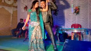 Bole mera kangna tere bina sajna by couple beautiful dance