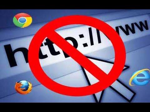 طريقة حجب المواقع الاباحية بدون برامج على جميع المتصفحات