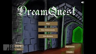 Dream Quest: Best game on IOS?! (and maybe the ugliest, but that's ok)