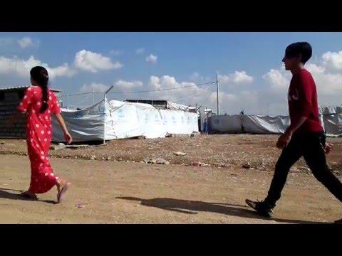ظاهرة التحرش الجنسي في مخيمات النازحين