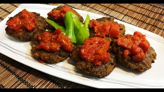 Persian Carrot Cutlet Recipe | طرز تهیه کتلت هویج با گوشت