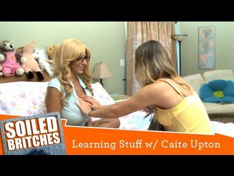 Xxx Mp4 Caite Upton Explores Boob Jobs Learning Stuff Episode 1 3gp Sex