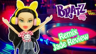 Bratz Remix Jade Doll Review - What Did I Do?!?!