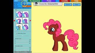 #1 making ponies-the mane six.