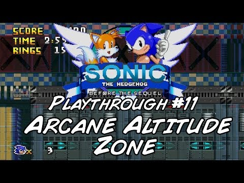 Sonic Before the Sequel '12 Playthrough - Part 11