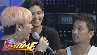 It's Showtime: Why is Jhong ignoring James?
