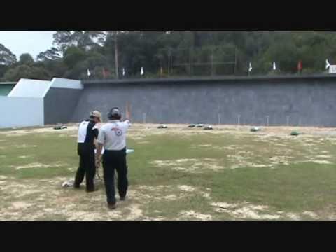 PDRM UTK 2009 Shootoff chiew tat chi