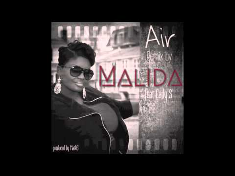 New Remix 2013 AIR by Malida feat Lady S - Prod by MarkG