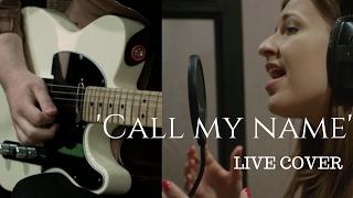 Anita Okienko - 'Call My Name' | LIVE COVER | Morgan James