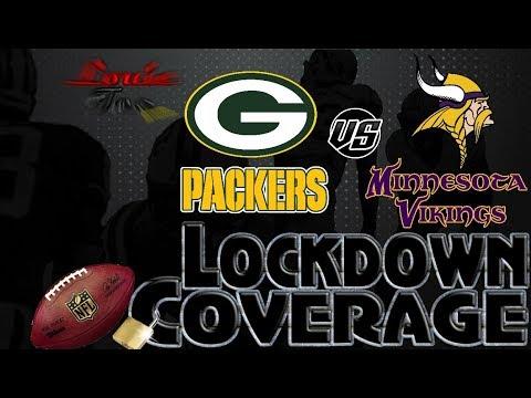 Lockdown Coverage | Green Bay Packers vs. Minnesota Vikings WK 6 Analysis | #LouieTeeLive