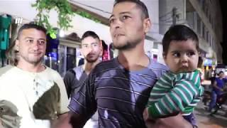 على غير عادة.. أسواق مدينة نوى غرب درعا تنشط قُبيل عيد الفطر السعيد