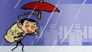Mr Bean cartoon FULL EPISODES | Bean Funny Animation Cartoons for Kids Children