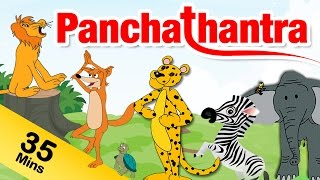 Panchatantra Tales in English For Kids | Panchatantra Stories Collection For Children