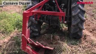 Cassava Digger