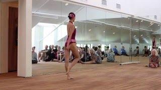 Yukari Miwa | Bikram Yoga SLO Demonstration