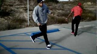 Cali Swag District - Teach Me How To Dougie (Dougie Battle)