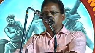TP Chanrasekharan,s Speech