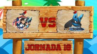 POKÉMON SOL & LUNA: ÑET vs MEMORIES OF LUCARIO (LCE Temporada 3)