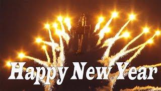 4K UHD Happy New Year Video 2018    HD  HQ