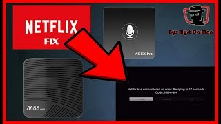 NETFLIX NW-6-404 ERROR ON ANDROID TV | HERE IS THE FIX