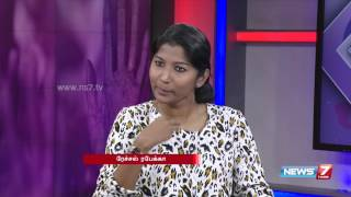 Dr.Rachel Rebecca explains what we need to know about sex 2/5 | Maiyam | News7 Tamil