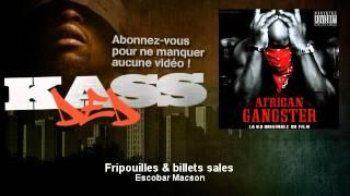 Escobar Macson - Fripouilles & billets sales
