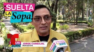 Jorge Carbajal Aseguró Que Juan Gabriel Está Vivo | Suelta La Sopa | Entretenimiento