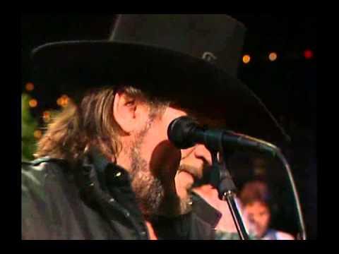Waylon Jennings Live in Austin Texas. April 1 1989