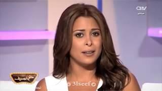 ع السيف لقاء مميز مع الإعلامية نادية احمد في برنامج ع السيف
