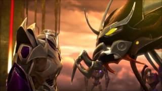 Transformers Prime Beast Hunters La Caceria 03 Parte 1/5 Audio Latino