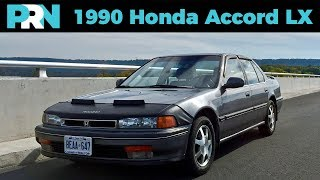 1990 Honda Accord LX [CB7] | TestDrive Spotlight