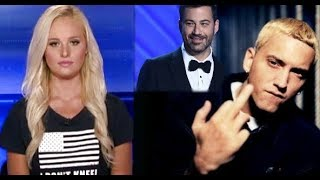 Tomi Lahren *vs* Eminem, Kimmel y las PROGRECELEBRIDADES...