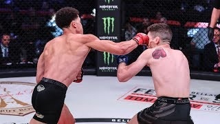 Bellator 207: Mike Kimbel - Six-Second Knockout