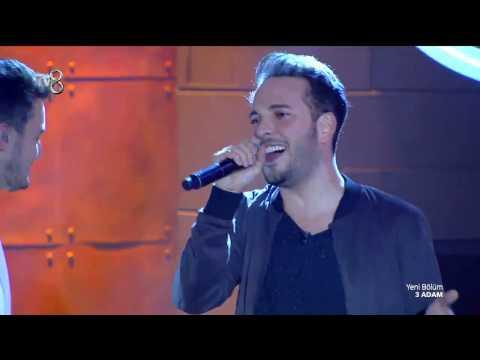 Mustafa Ceceli ve Oğuzhan Koç'dan Müthiş Düet! | 3 Adam
