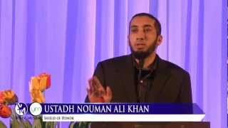 Is Dragonball the Best of Stories?...FUNNY Br. Nouman Ali Khan...