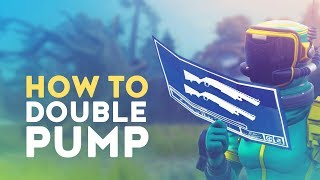 HOW TO DOUBLE PUMP IN SEASON FOUR (Fortnite Battle Royale)