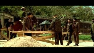Indian Movie - Deewaar - Drama Scene - Amitabh Bachchan - Indian Soldiers Stand United