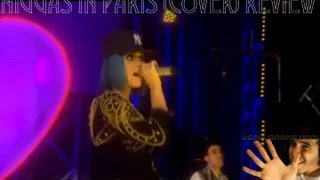 Katy Perry - Niggas In Paris (Cover) 2012 [Live Performance] Kanye West & Jay-Z (Drake Arm) Review