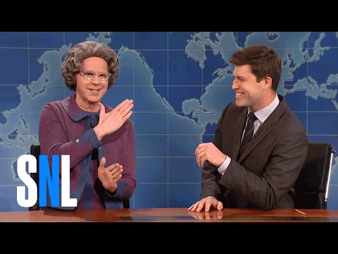Weekend Update on Male Birth Control SNL