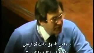 مسيحي يسأل الشيخ أحمد ديدات لماذا رسولكم أمي ؟