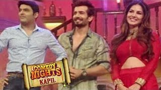 Comedy Nights with Kapil Sunny Leone's 5th April 2015 Full episode