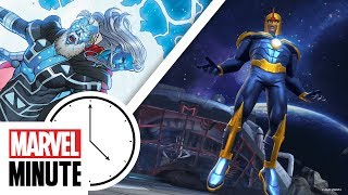 Marvel Contest of Champions: NOVA Joins the Fight! | Marvel Minute