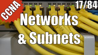 CCNA/CCENT 200-120: Networks and Subnets 17/84 Free Video Training Course