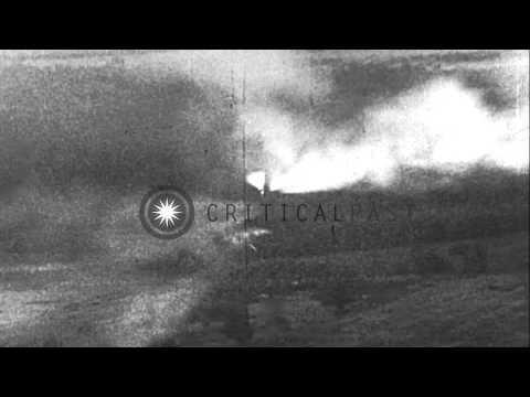 Xxx Mp4 German Messerschmitt Bf110 Aircraft Attack Allied Ground Targets Allied AircrafHD Stock Footage 3gp Sex