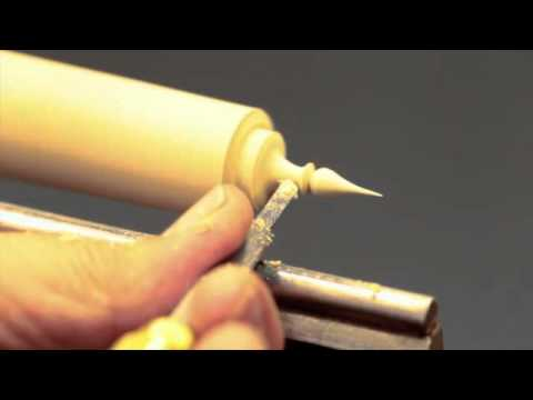 Woodturning with the New Nano Revolution Hollowing and Detailing System