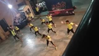 JANNAT DANCE ACADEMY 3D CREW ROKING PERFORMANCE (igt) audition