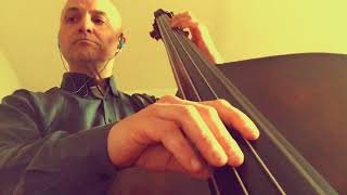 Star Eyes Bass Line Play Along Backing Track